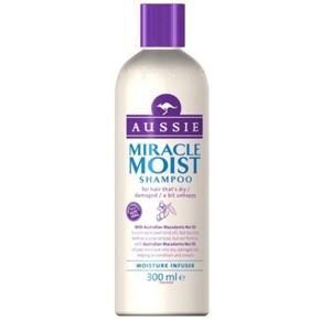 billig Aussie Miracle Moist Shampoo 300 ml
