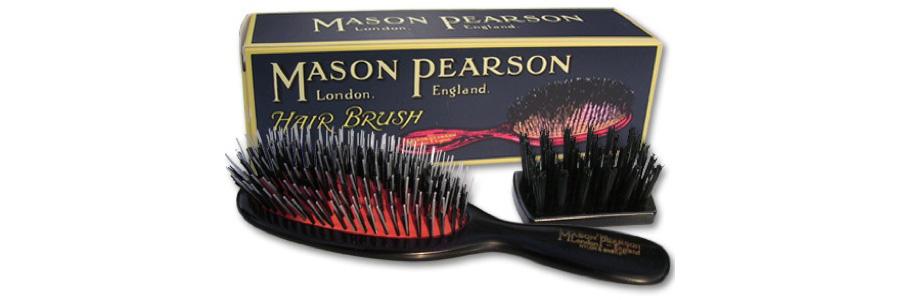 Børster fra Mason Peason