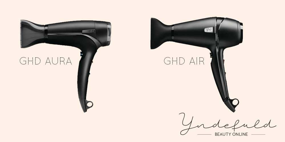 Guide: ghd AURA eller ghd AIR hårtørrer