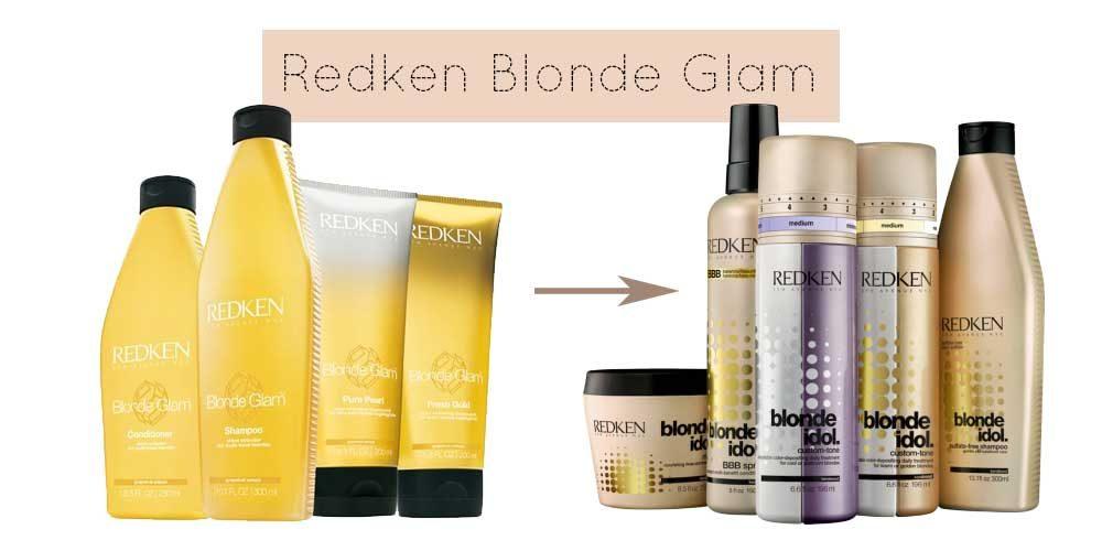 Redken Blonde Glam – En serie der udgår – Find afløseren her