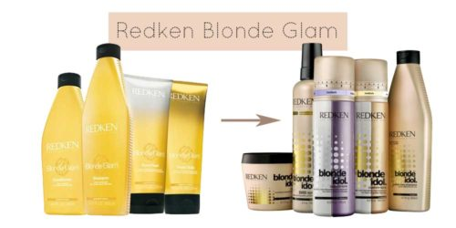 Redken Blonde Glam