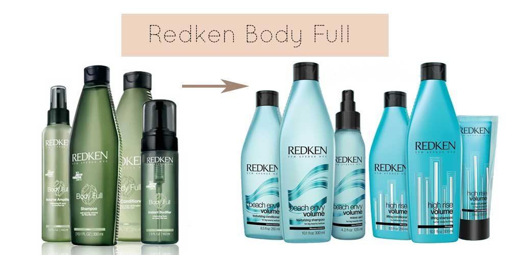 Redken Body Full → Find erstatningen her