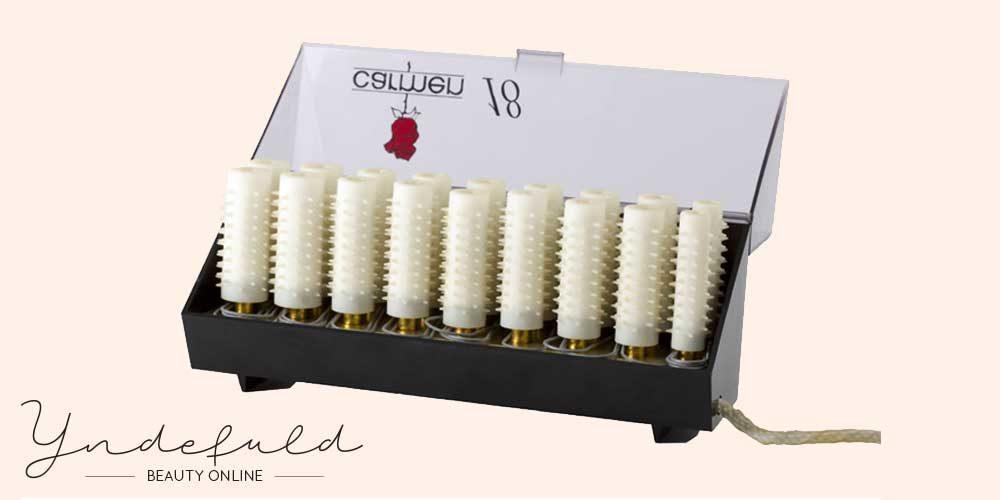 Carmen Curlers → 1960'ernes revolution inden for hårstyling