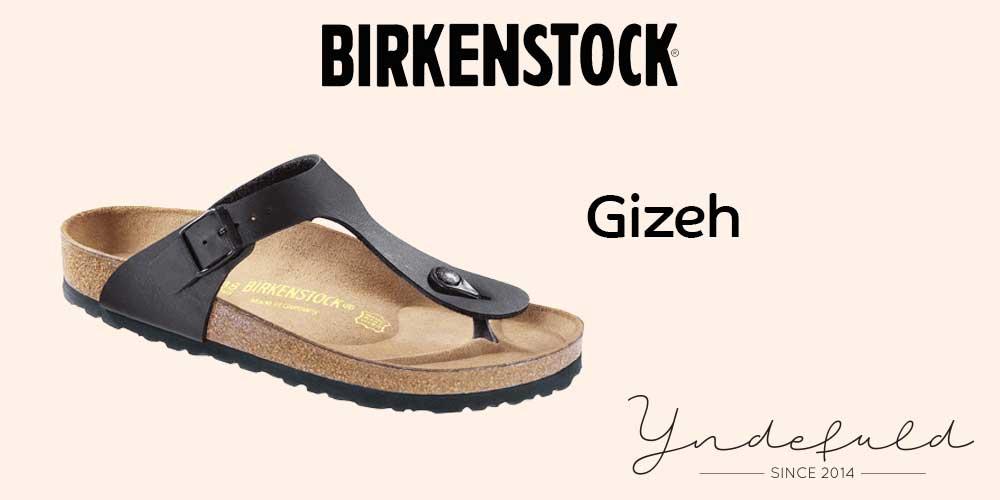 dd30ca1eaf98 Gizeh sandal fra Birkenstock