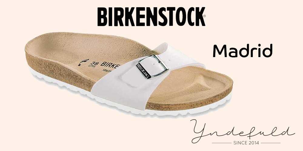 Madrid sandal fra Birkenstock