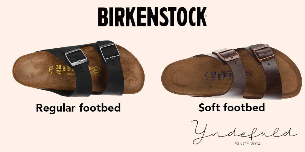 2714bc9fd304 Birkenstock sål - foodbed