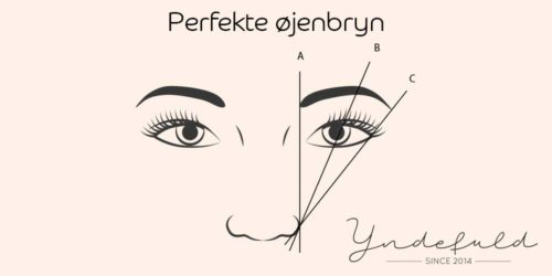Sådan får du perfekte øjenbryn