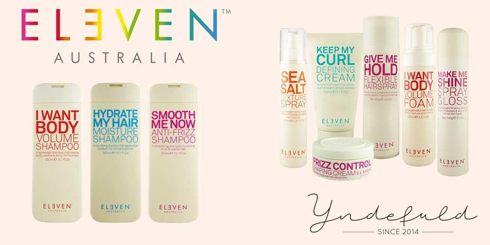Eleven Australia hårprodukter online