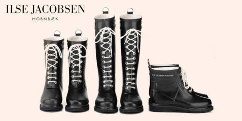 Ilse Jacobsen gummistøvler