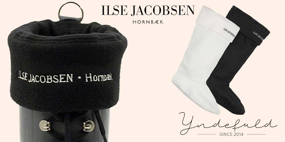 Sokker til Ilse Jacobsen Gummistøvler - Fleecesokker