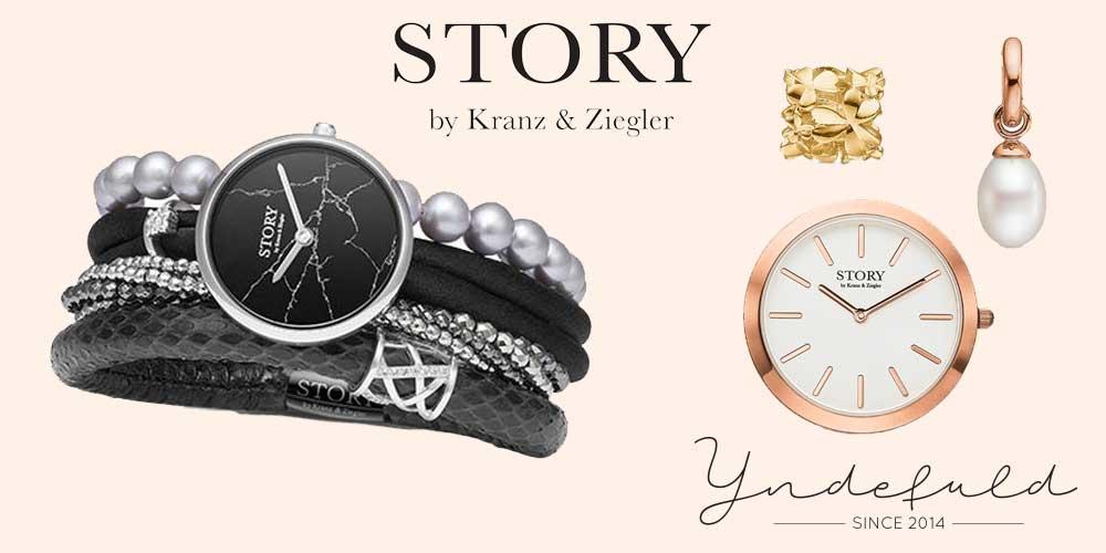 Story by Kranz & Ziegler smykker