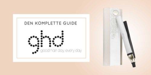 GHD guide: Vælg det rigtige glattejern