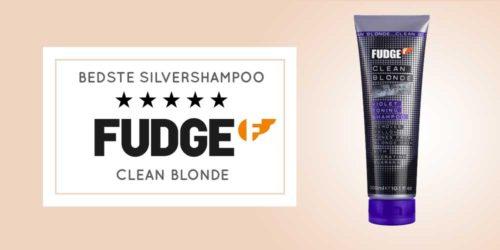 Silver shampoo → et musthave til blond hår