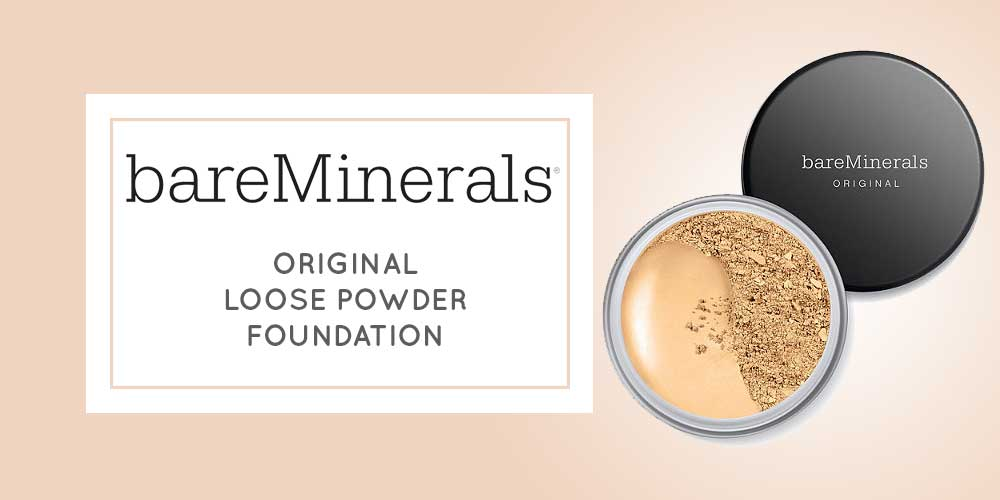 ORIGINAL LOOSE POWDER FOUNDATION