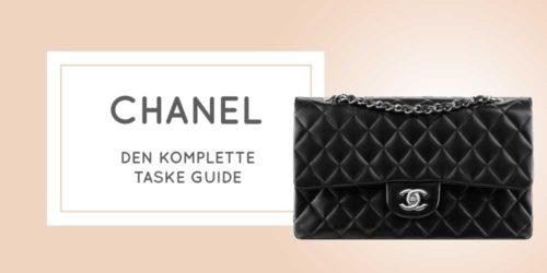 Alt du skal vide om Chanel tasker