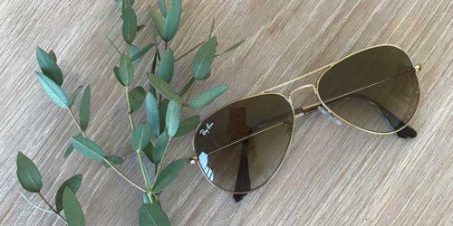 Ray Ban Aviator – Sådan vælger du den rigtige solbrille