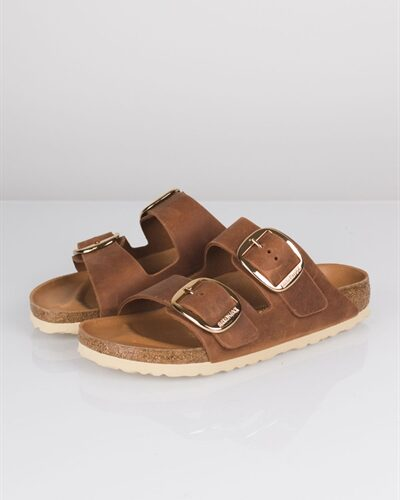 Birkenstock - Sandal - Arizona Big Buckle FL - Antique Brown