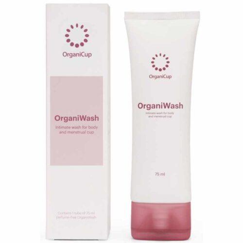 OrganiCup OrganiWash 75 ml