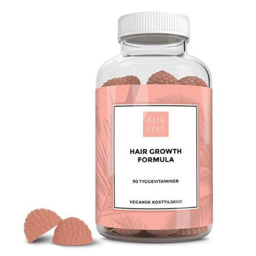 Hair Growth Formula Gummies