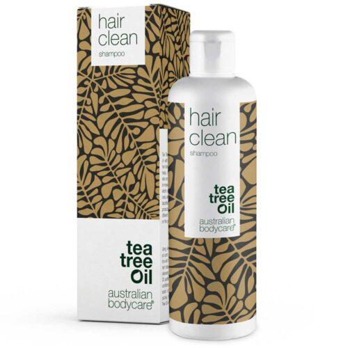 Hair clean - Hårshampoo mod skæl, tør og irriteret hovedbund (250ml)
